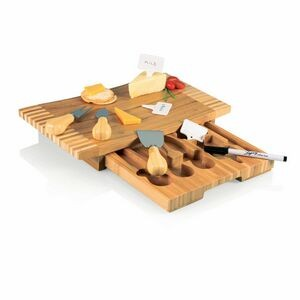 Concavo Cutting Board with Tools and Markers